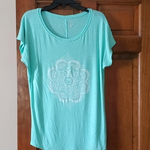 Gaiam yoga top